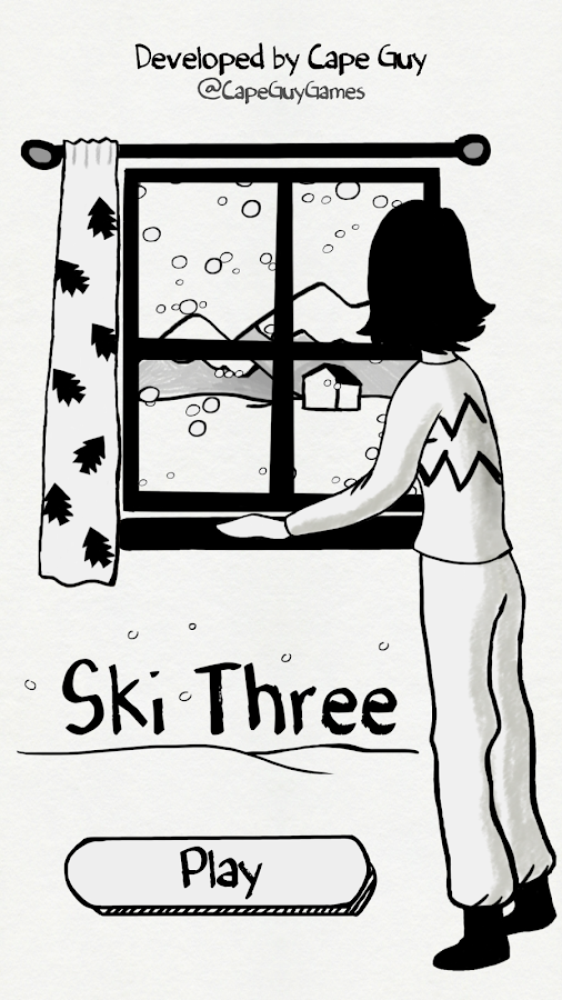 Ski Three- screenshot