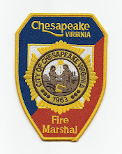 Photo: Chesapeake Fire Marshal