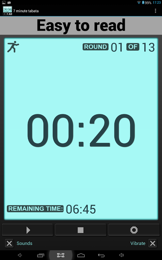 HIIT Interval Training Timer- screenshot