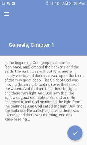 Amplified Bible 1.0 screenshots 1
