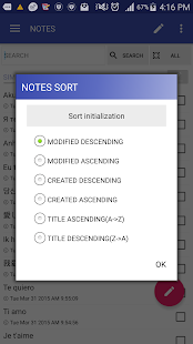 Smart Notes- screenshot thumbnail