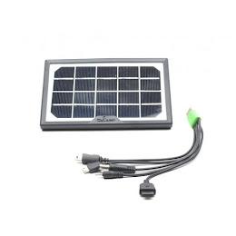 Acumulator cu incarcare solara, CCLAMP-650, Putere 4 W