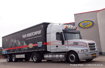 Photo: Ein seltener STRATOR 450  ----> www.truck-pics.eu