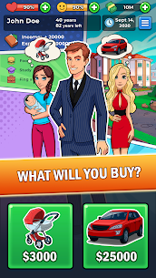 My Success Story business game MOD (Unlimited Money/Keys) 2