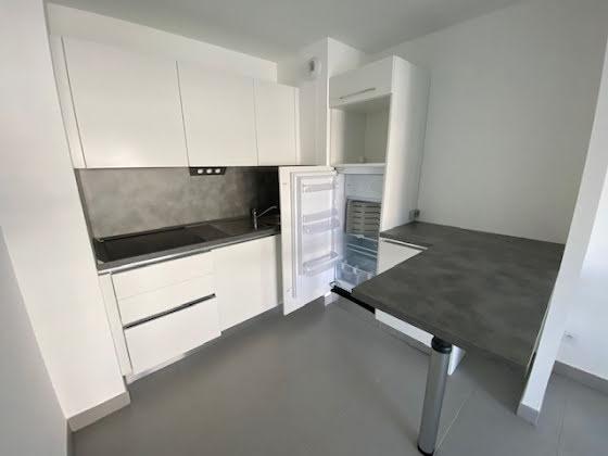 Vente appartement 2 pièces 43,69 m2