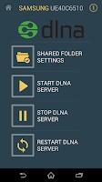 Screenshot of Samsung TV Remote & DLNA