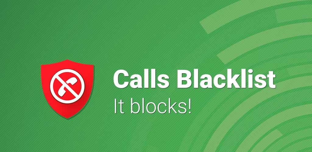Calls Blacklist - Call Blocker 3 2 50 Apk Download - com vladlee