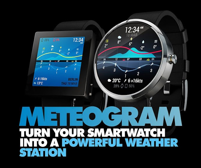 InstaWeather for Android Wear Android 7