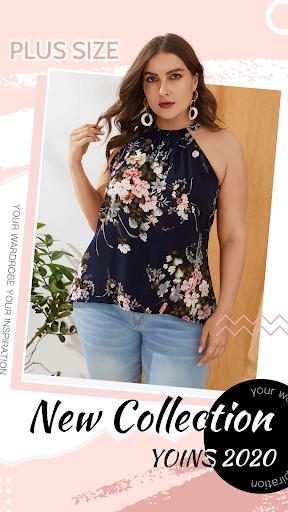 YOINS-fashion clothing-your wardrobe 6.3.2 screenshots 3