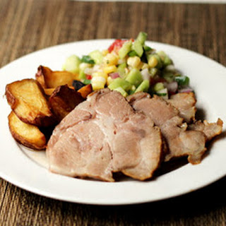 Crockpot Pork Shoulder.
