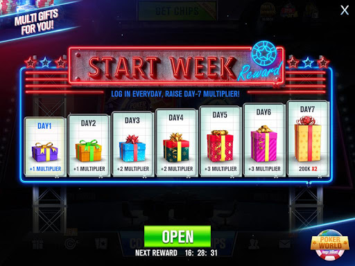 Poker World Mega Billions 2.020.2.020 screenshots 4