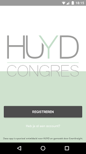 Download HUYD Congres For PC Windows and Mac apk screenshot 1