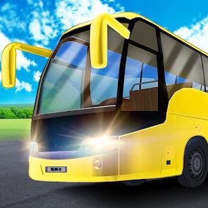Tải Schoolbus Parking 3D Simulator APK