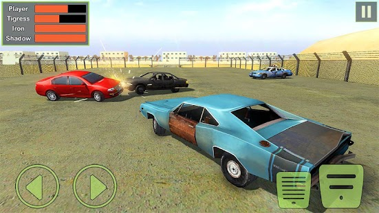 Royale Car Battle Derby Simulator - náhled