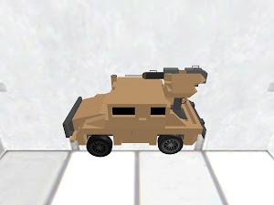 Imperial Militia HMMWV-A4