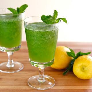 Limonana - Frozen Mint Lemonade