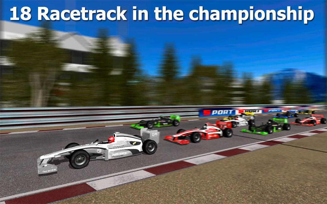 FX-Racer Unlimited- screenshot
