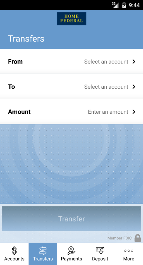 Home Federal Savings Bank- screenshot