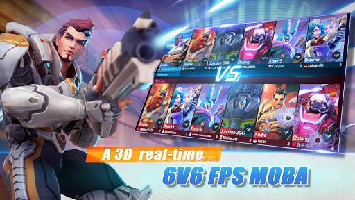 Télécharger Gratuit Code Triche Mobile Battleground - Frontline MOD APK 2