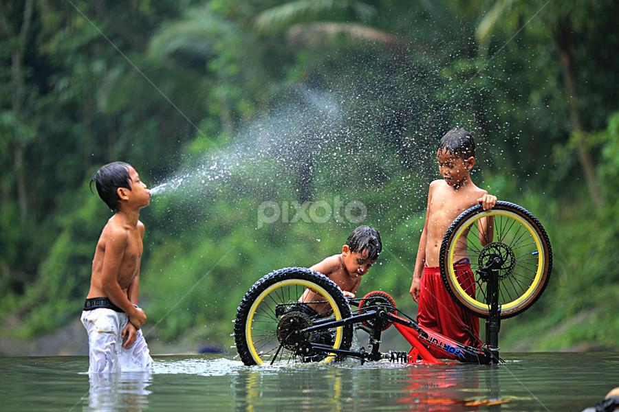 by Dody Hariawan - Babies & Children Children Candids