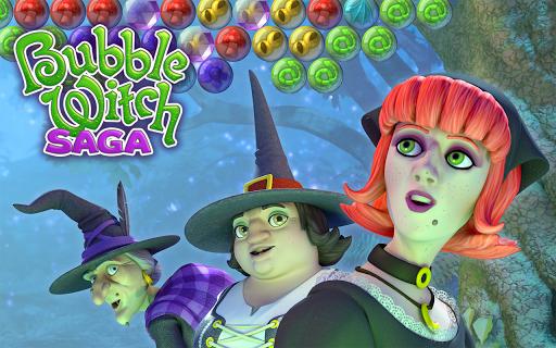Bubble Witch Saga screenshot 15