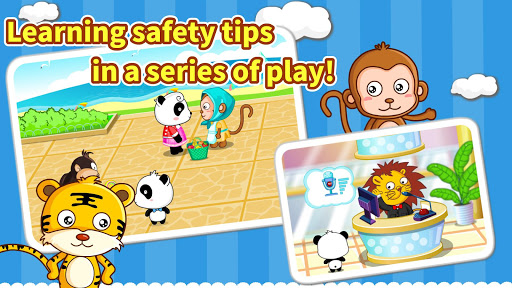 Travel Safety - Educational Game for Kids  screenshots 4