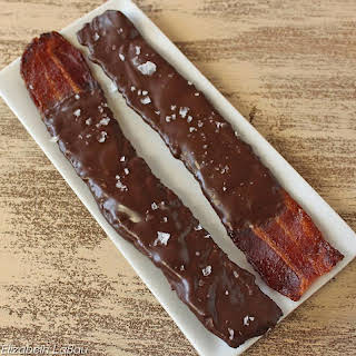 Chocolate-Covered Bacon.