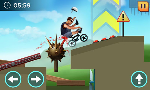 Crazy Wheels screenshot 2