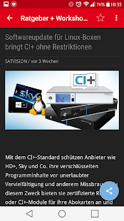 SATVISION- screenshot thumbnail