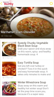 Eat Healthy: Homemade Meals- screenshot thumbnail