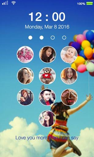 photo lock screen 1.48 screenshots 3