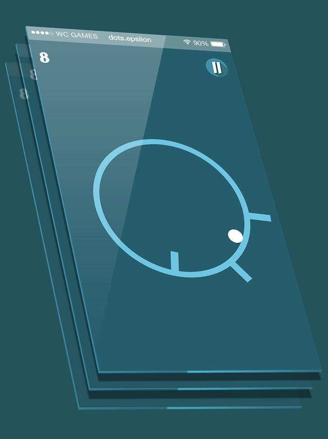 dots.epsilon - στιγμιότυπο οθόνης