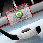 NHL Hockey Target Smash Icon