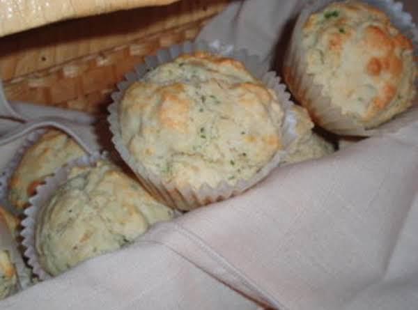Chive Muffins Recipe