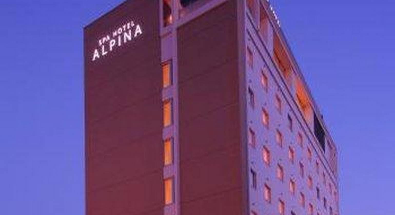 Spa Hotel Alpina Hida Takayama