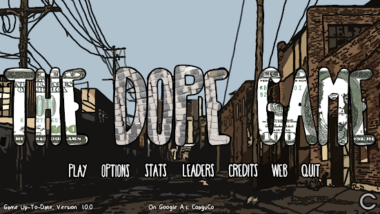 The Dope Game- screenshot thumbnail