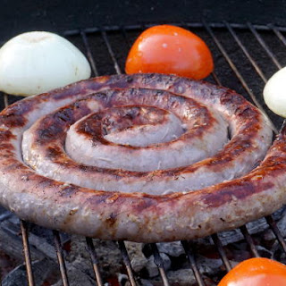 Boerewors (South African Sausage).