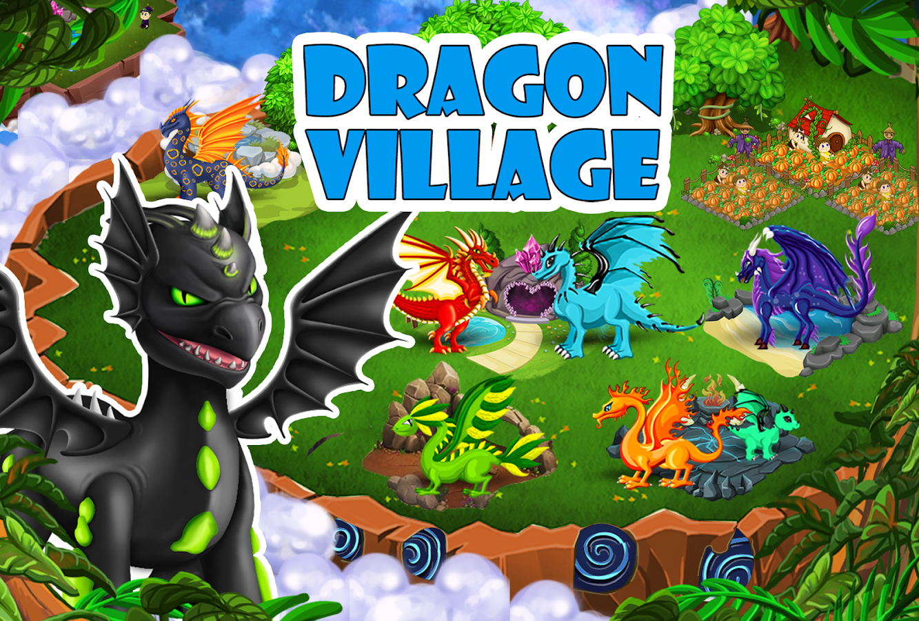 Dragon Village- screenshot