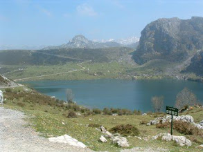 Photo: Asturien: Picos de Europa - Lago de Enol