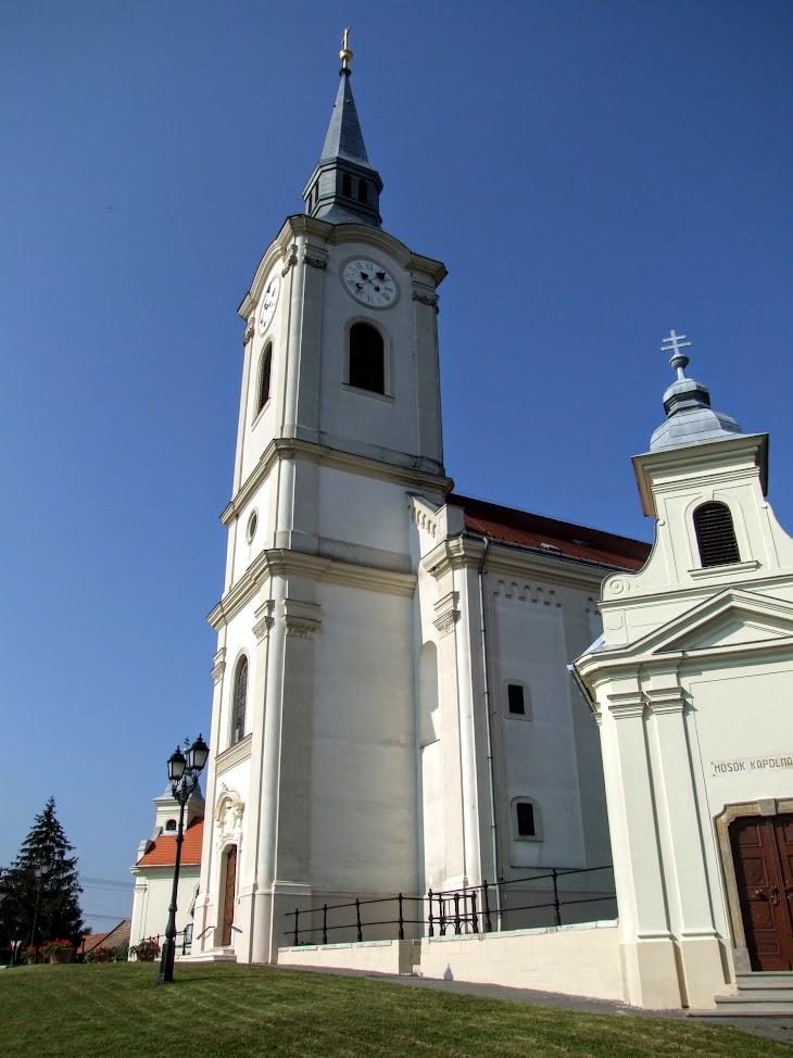 Mosonszentmiklós - Szent Miklós rk. plébániatemplom