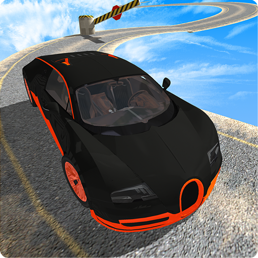 Impossible Stunt Car Driving : Sky Tracks 3D