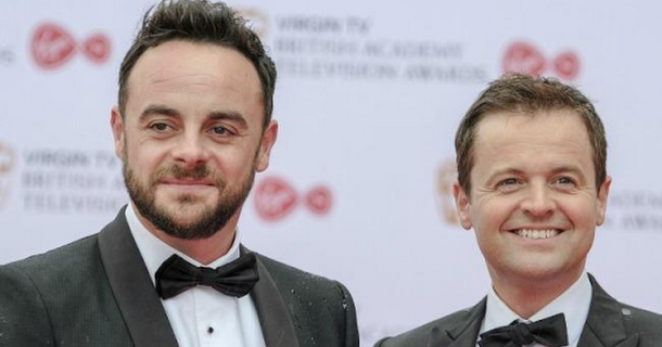 Ant McPartlin ready to host I'm A Celebrity... Get Me Out of Here!