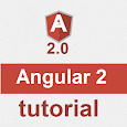 Learn Angular 2 icon