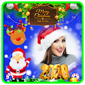 Christmas Frame -Greeting Cards 2020 icon