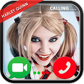 Fake call from Harley Quinn