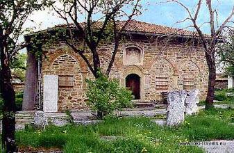 Photo: Arbanassi, Geboorte van Christus kerk   Birth of Christ Church.  www.loki-travels.eu