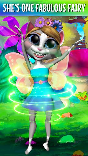 My Talking Fairy Cat Una 1.2 screenshots 9