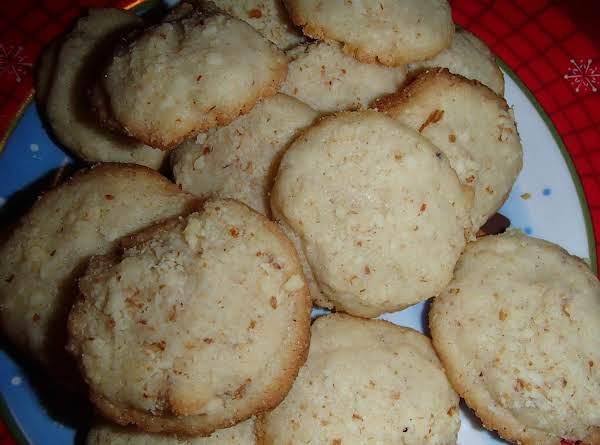 Double Almond Cookies Recipe