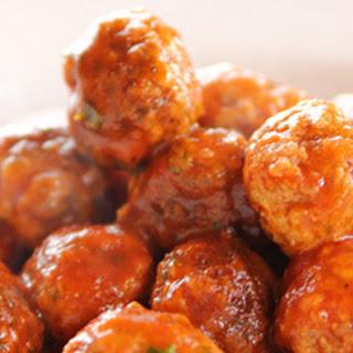 Spicy Italian Meatballs.