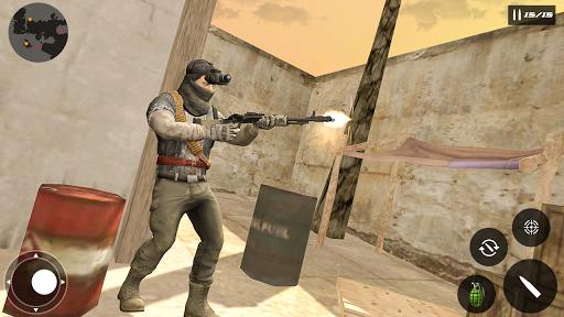 Legends Fire Fire Epic Survival Squad Battleground  captures d'écran 2